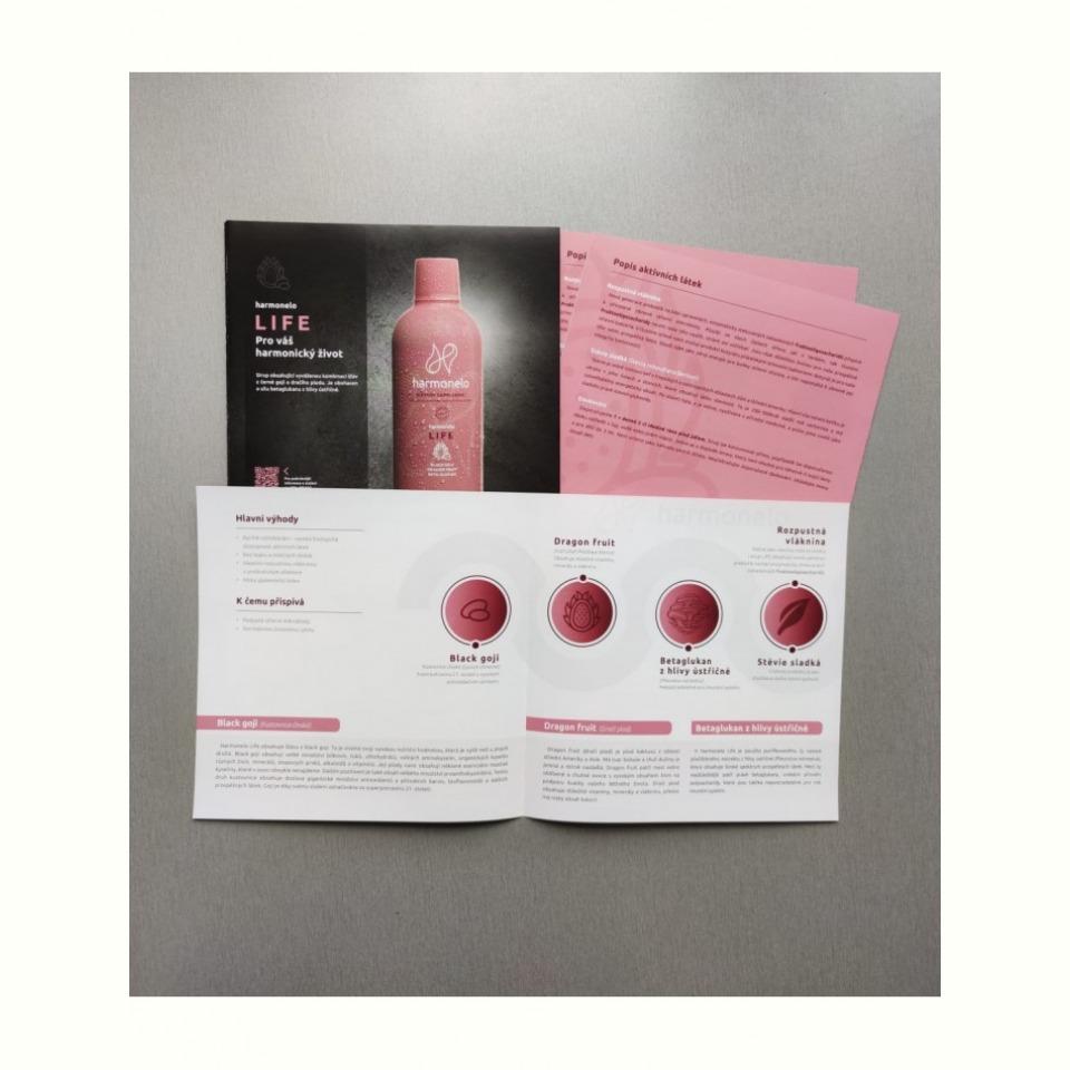 CZ Katalog produktů: Harmonelo Life (česky)